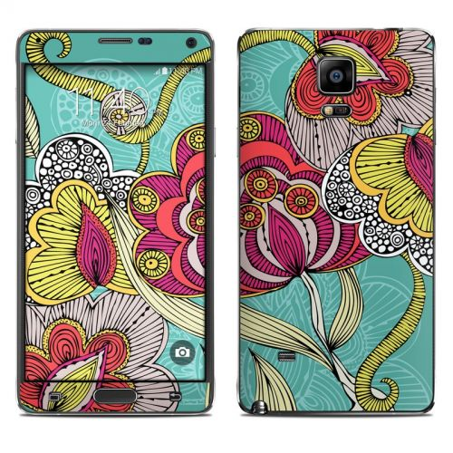 Beatriz Galaxy Note 4 Skin