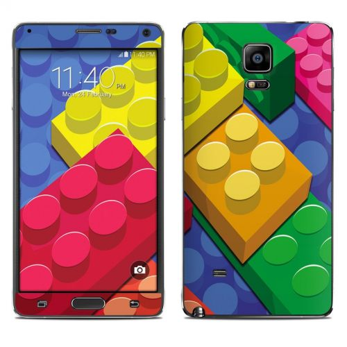 Bricks Galaxy Note 4 Skin