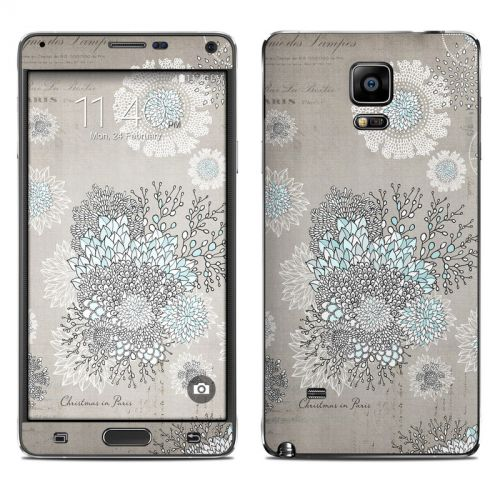 Christmas In Paris Galaxy Note 4 Skin