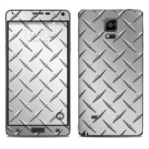 Diamond Plate Galaxy Note 4 Skin