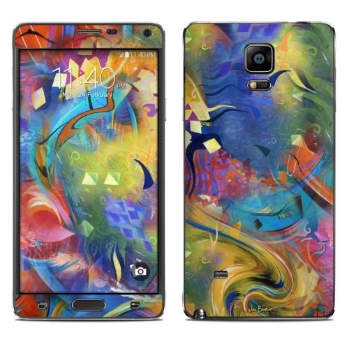 Fascination Galaxy Note 4 Skin