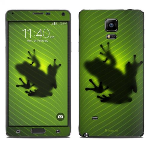 Frog Galaxy Note 4 Skin