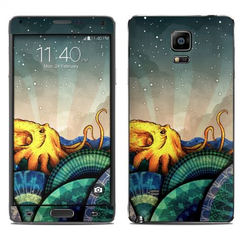 From the Deep Galaxy Note 4 Skin
