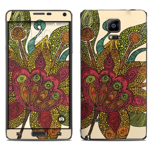 Spring Flower Galaxy Note 4 Skin