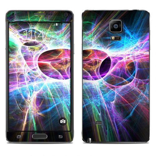 Static Discharge Galaxy Note 4 Skin