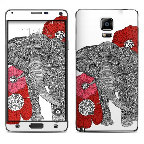 The Elephant Galaxy Note 4 Skin