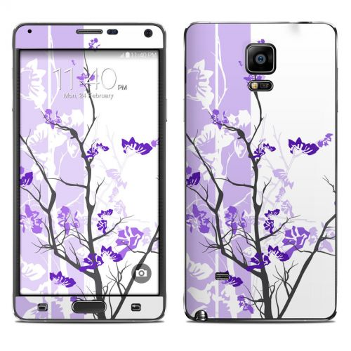 Violet Tranquility Galaxy Note 4 Skin