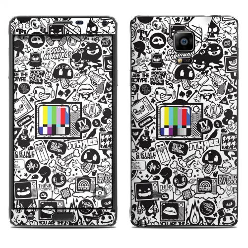 TV Kills Everything Galaxy Note 4 Skin