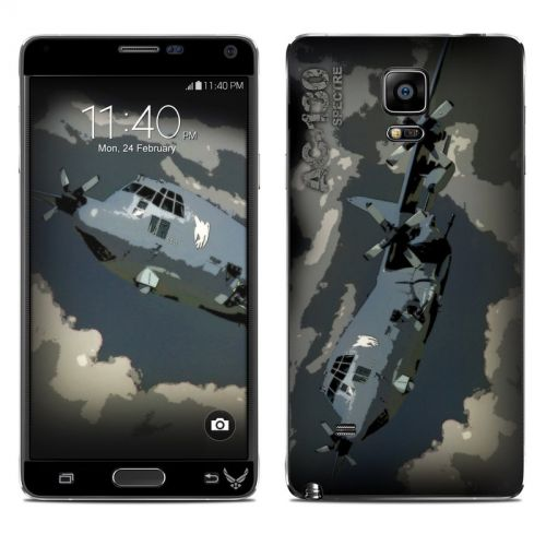 AC-130 Galaxy Note 4 Skin