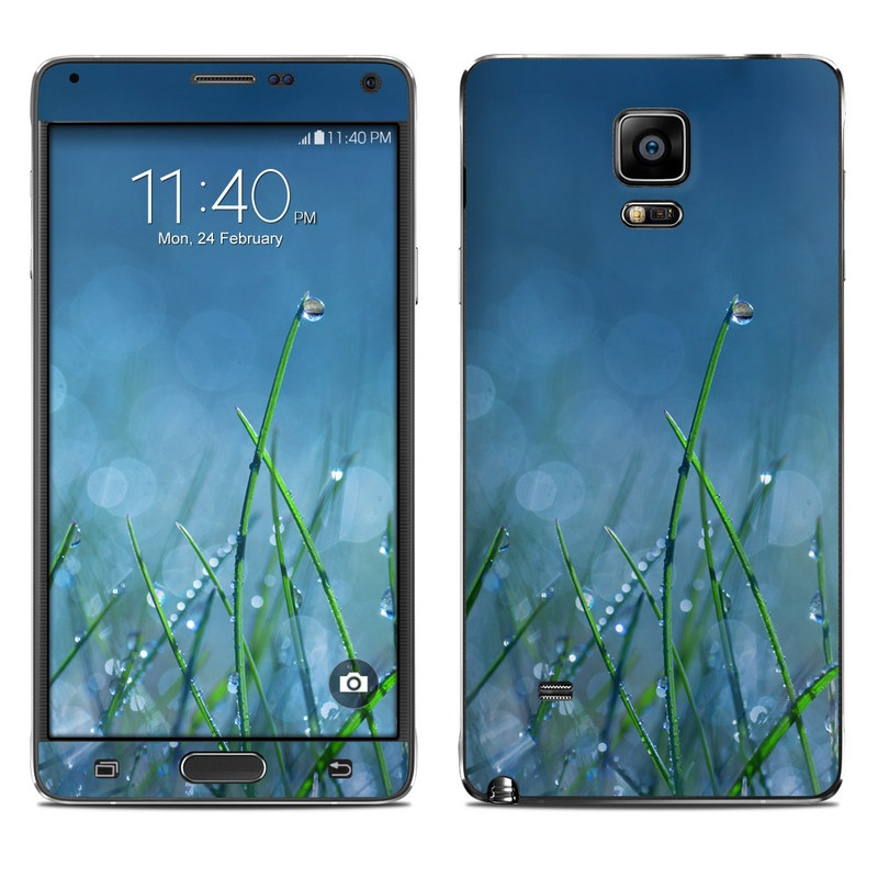 Dew Galaxy Note 4 Skin
