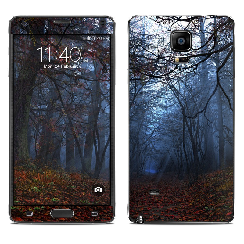 Elegy Galaxy Note 4 Skin