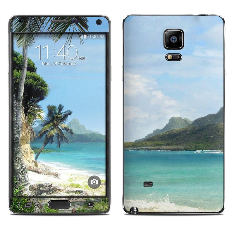 El Paradiso Galaxy Note 4 Skin
