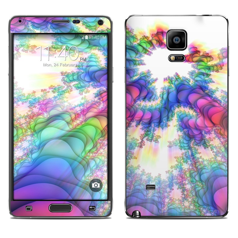 Flashback Galaxy Note 4 Skin