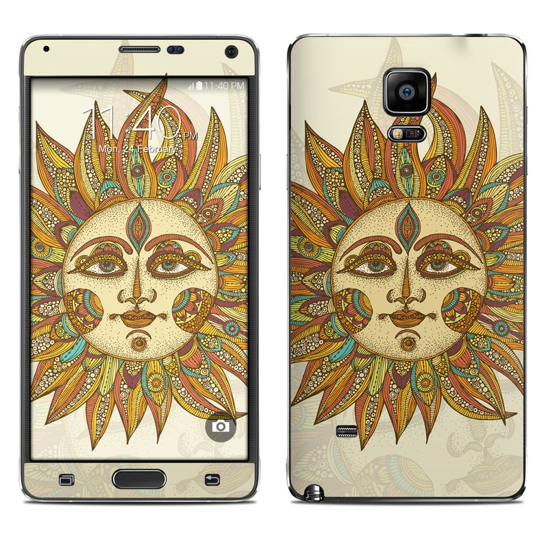 Helios Galaxy Note 4 Skin