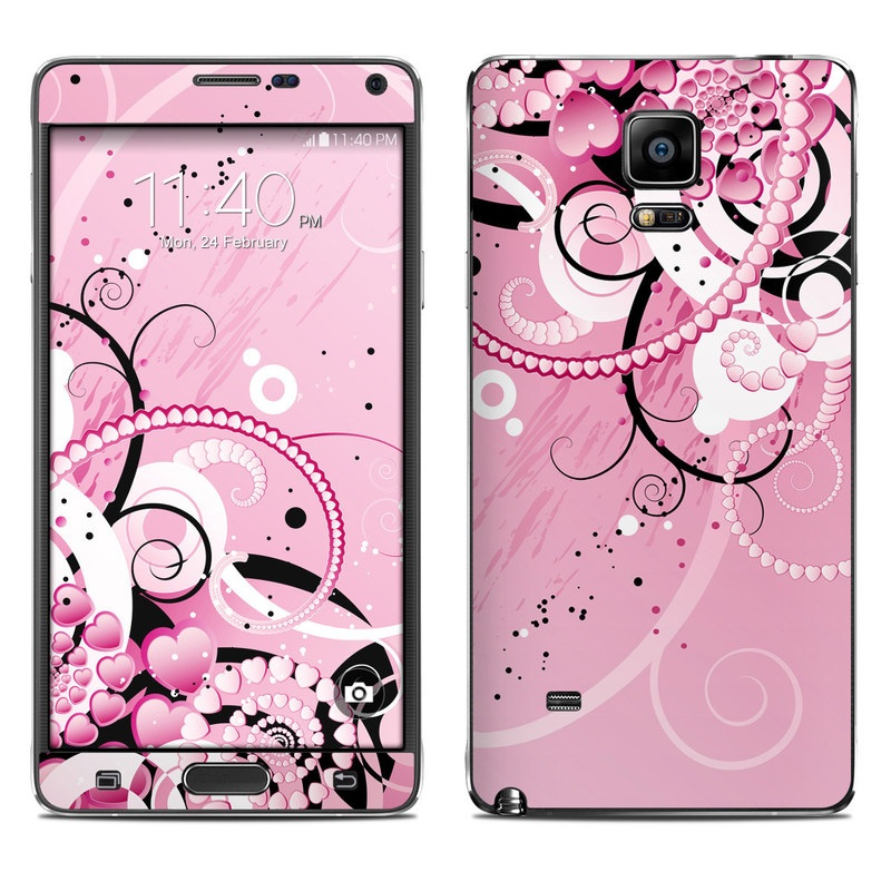Her Abstraction Galaxy Note 4 Skin