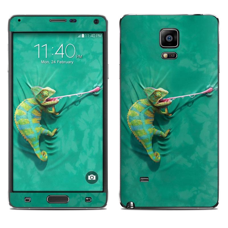 Iguana Galaxy Note 4 Skin