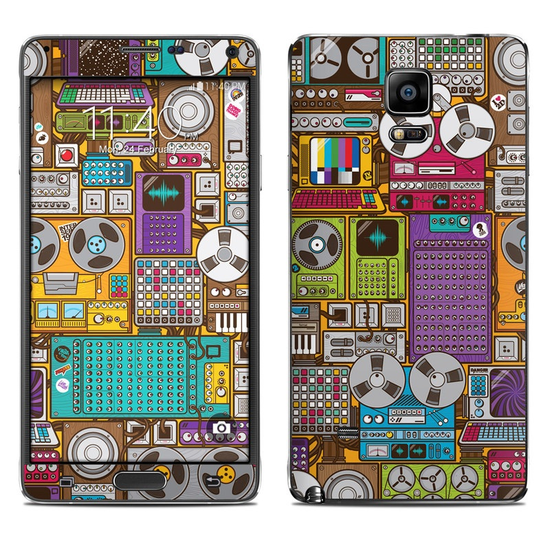 In My Pocket Galaxy Note 4 Skin