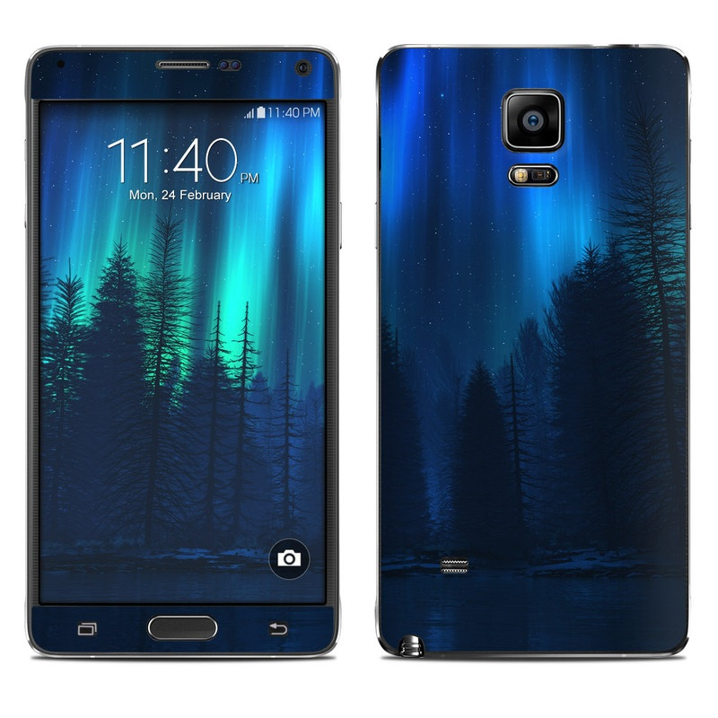 Song of the Sky Galaxy Note 4 Skin