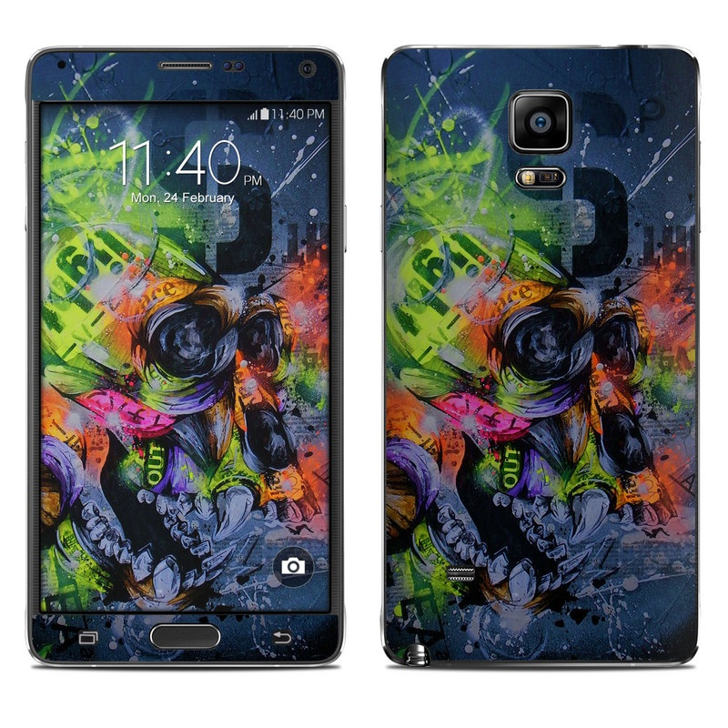 Speak Galaxy Note 4 Skin