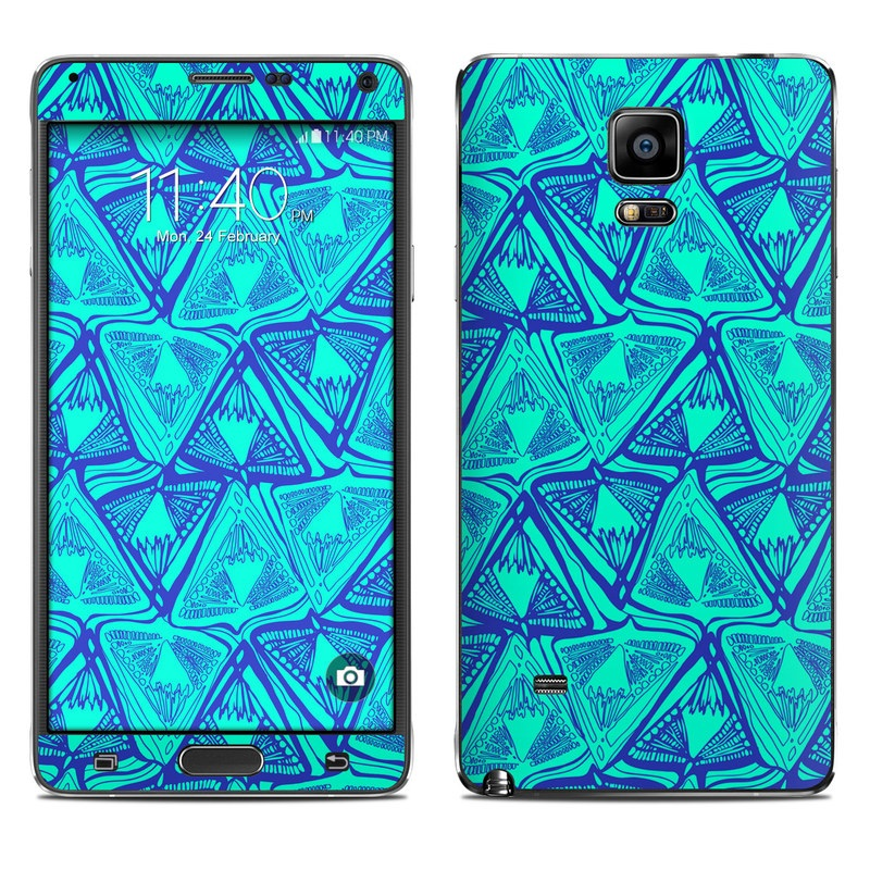 Tribal Beat Galaxy Note 4 Skin