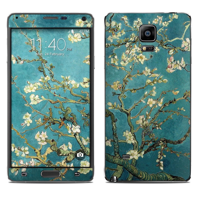 Blossoming Almond Tree Galaxy Note 4 Skin
