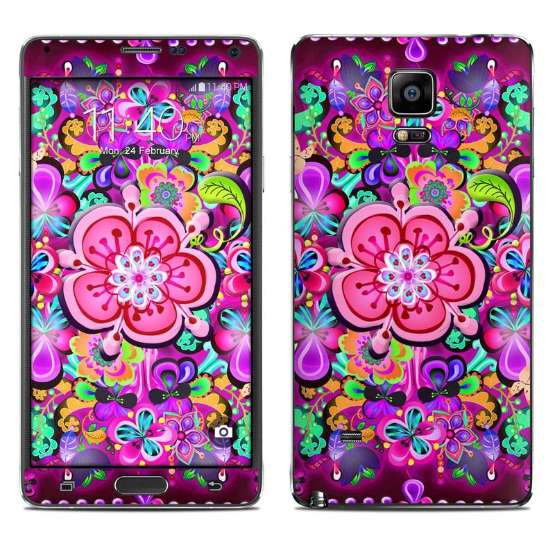 Woodstock Galaxy Note 4 Skin