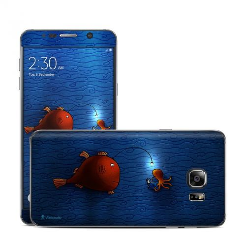 Angler Fish Galaxy Note 5 Skin