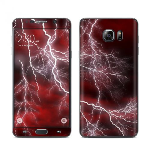 Apocalypse Red Galaxy Note 5 Skin