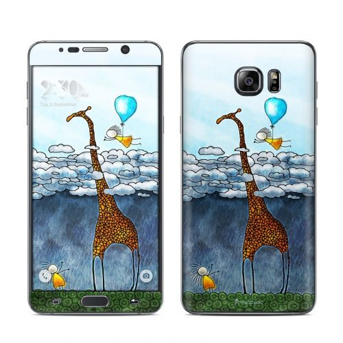 Above The Clouds Galaxy Note 5 Skin