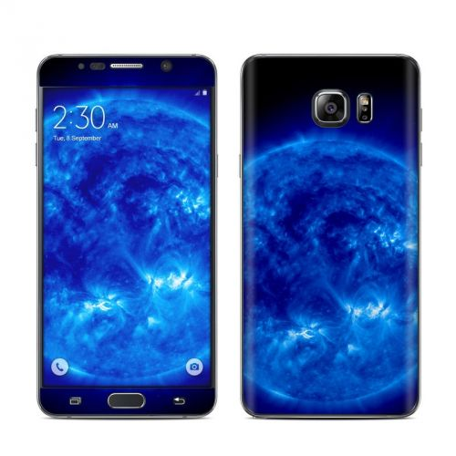 Blue Giant Galaxy Note 5 Skin