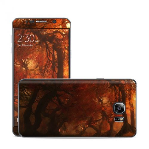 Canopy Creek Autumn Galaxy Note 5 Skin