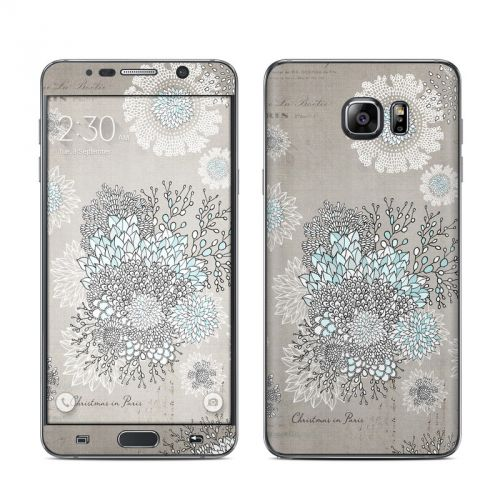 Christmas In Paris Galaxy Note 5 Skin