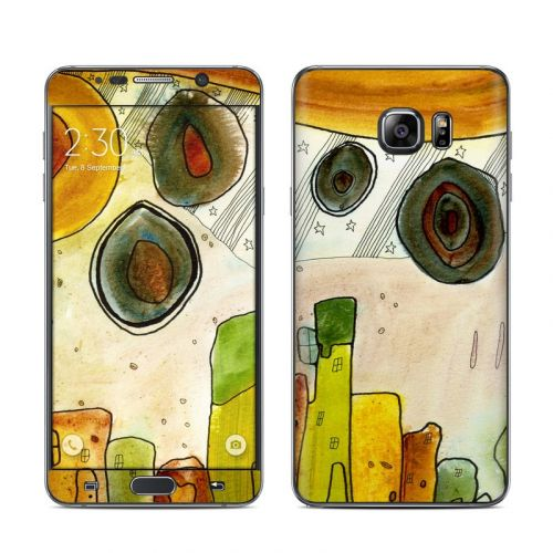 City Life Galaxy Note 5 Skin
