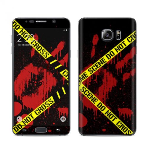 Crime Scene Galaxy Note 5 Skin