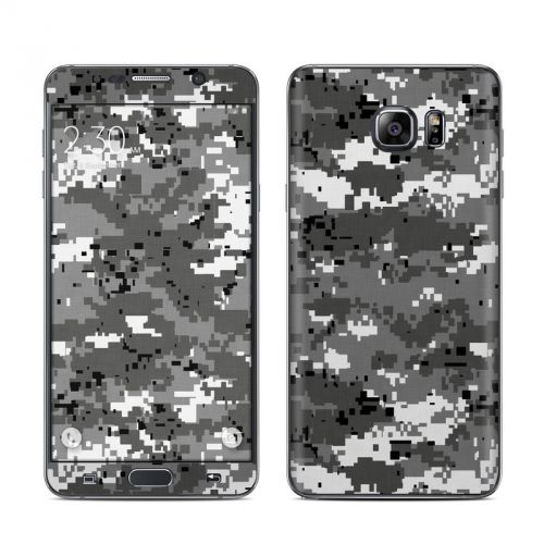 Digital Urban Camo Galaxy Note 5 Skin