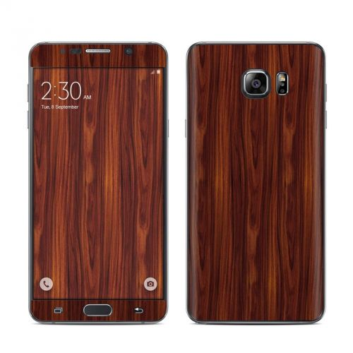 Dark Rosewood Galaxy Note 5 Skin