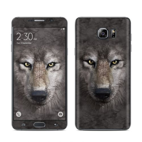 Grey Wolf Galaxy Note 5 Skin