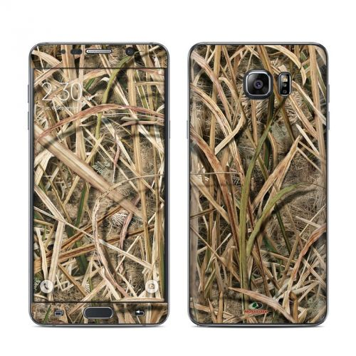 Shadow Grass Blades Galaxy Note 5 Skin
