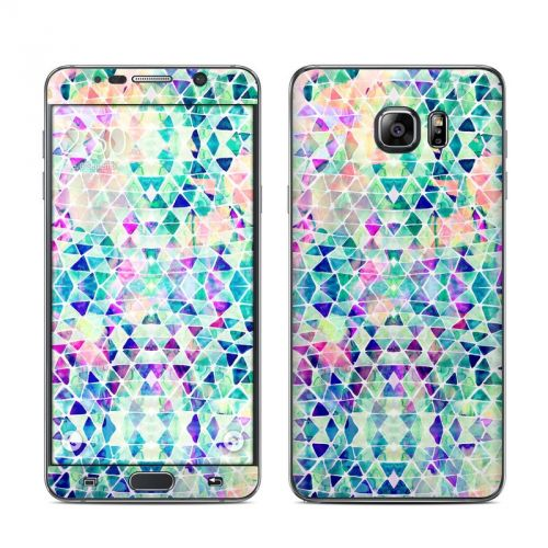 Pastel Triangle Galaxy Note 5 Skin