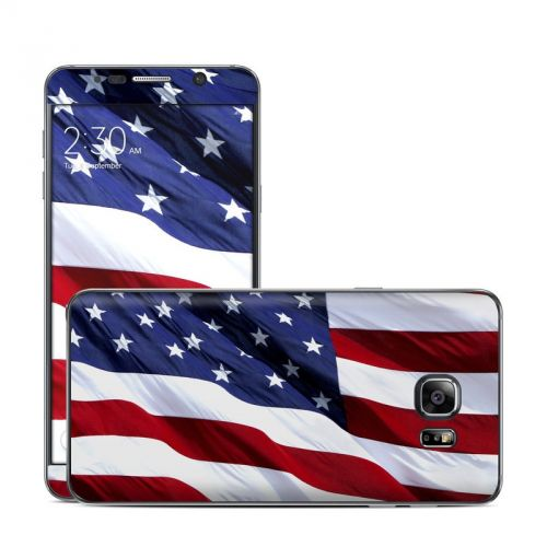 Patriotic Galaxy Note 5 Skin