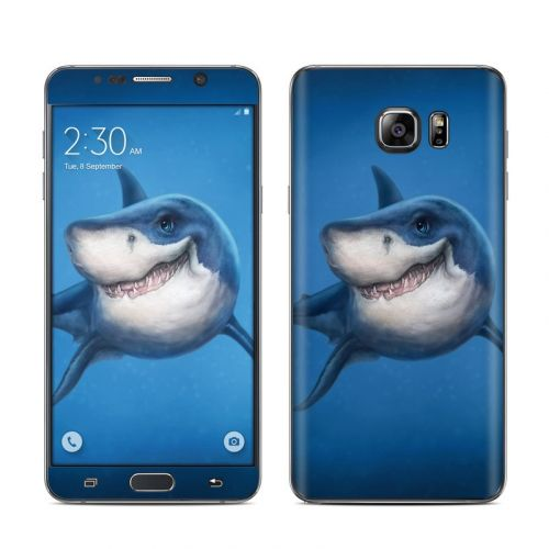 Shark Totem Galaxy Note 5 Skin