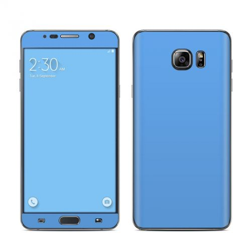 Solid State Blue Galaxy Note 5 Skin