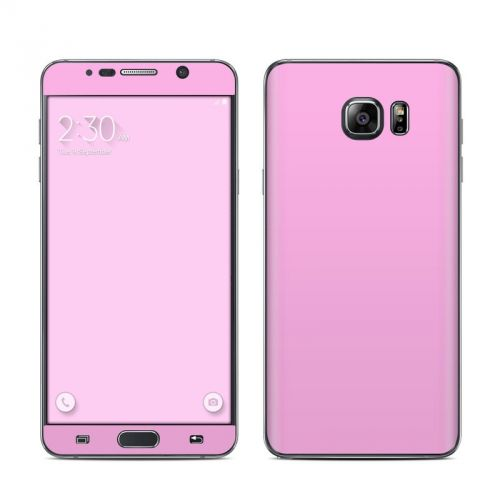 Solid State Pink Galaxy Note 5 Skin