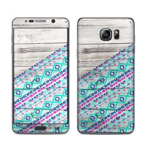 Traveler Galaxy Note 5 Skin