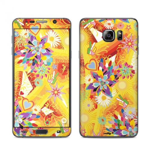 Wall Flower Galaxy Note 5 Skin