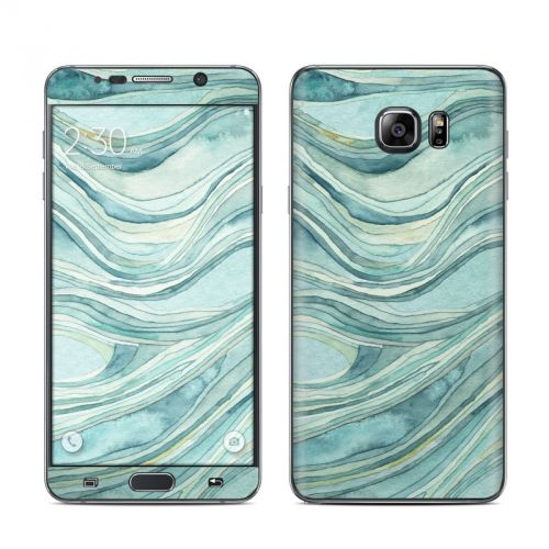Waves Galaxy Note 5 Skin