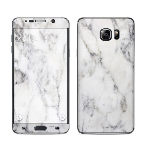 White Marble Galaxy Note 5 Skin