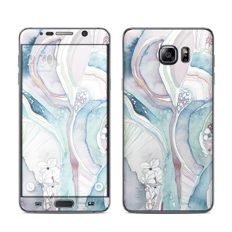 Abstract Organic Galaxy Note 5 Skin