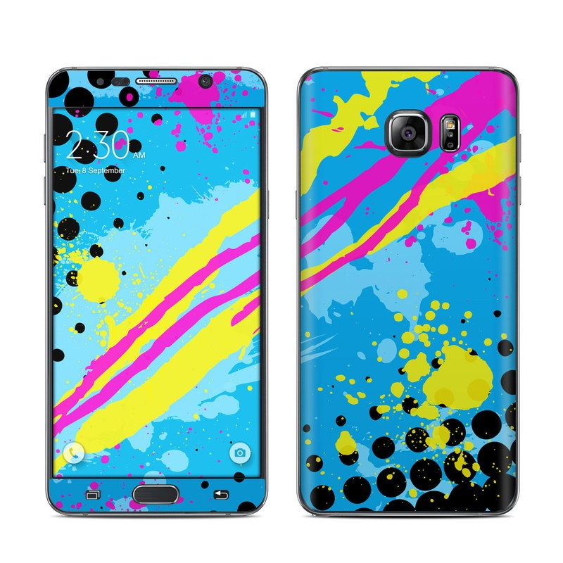 Acid Galaxy Note 5 Skin