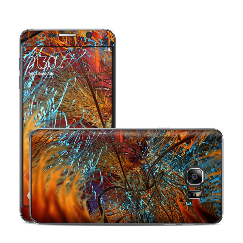 Axonal Galaxy Note 5 Skin